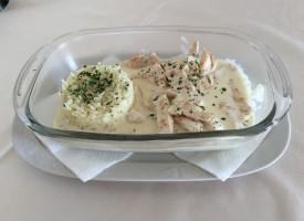 Ćuretina u gorgonzola sosu