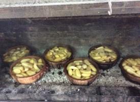 Pečenje i krompir ispod sača