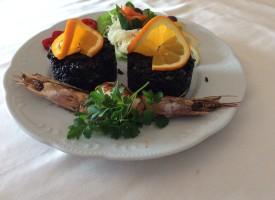 Crni rižoto